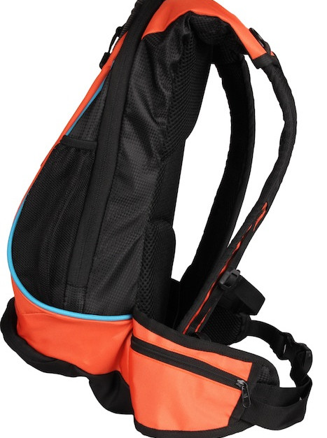 Thrillseeker Solar Hydration bag  Orange Side